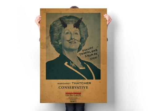 iron lady planetfab poster weinstein 2