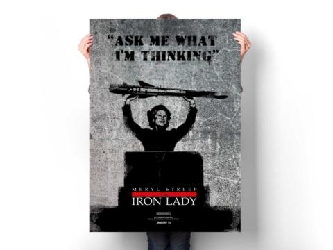 iron lady planetfab poster weinstein 4