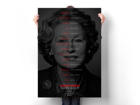 iron lady planetfab poster weinstein 6