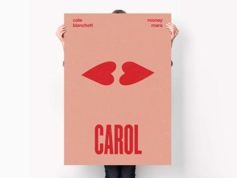 planetfab CAROL CATE BLANCHETTE poster weinstein