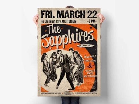 sapphires poster planetfab weinstein 1