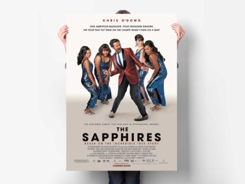 sapphires poster planetfab weinstein 2