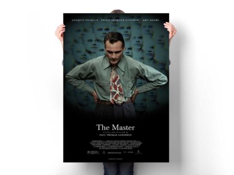 the master film planetfab poster weinstein 2
