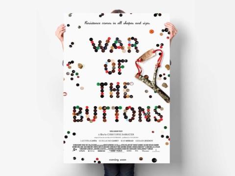 war of the buttons film poster planetfab weinstein 1