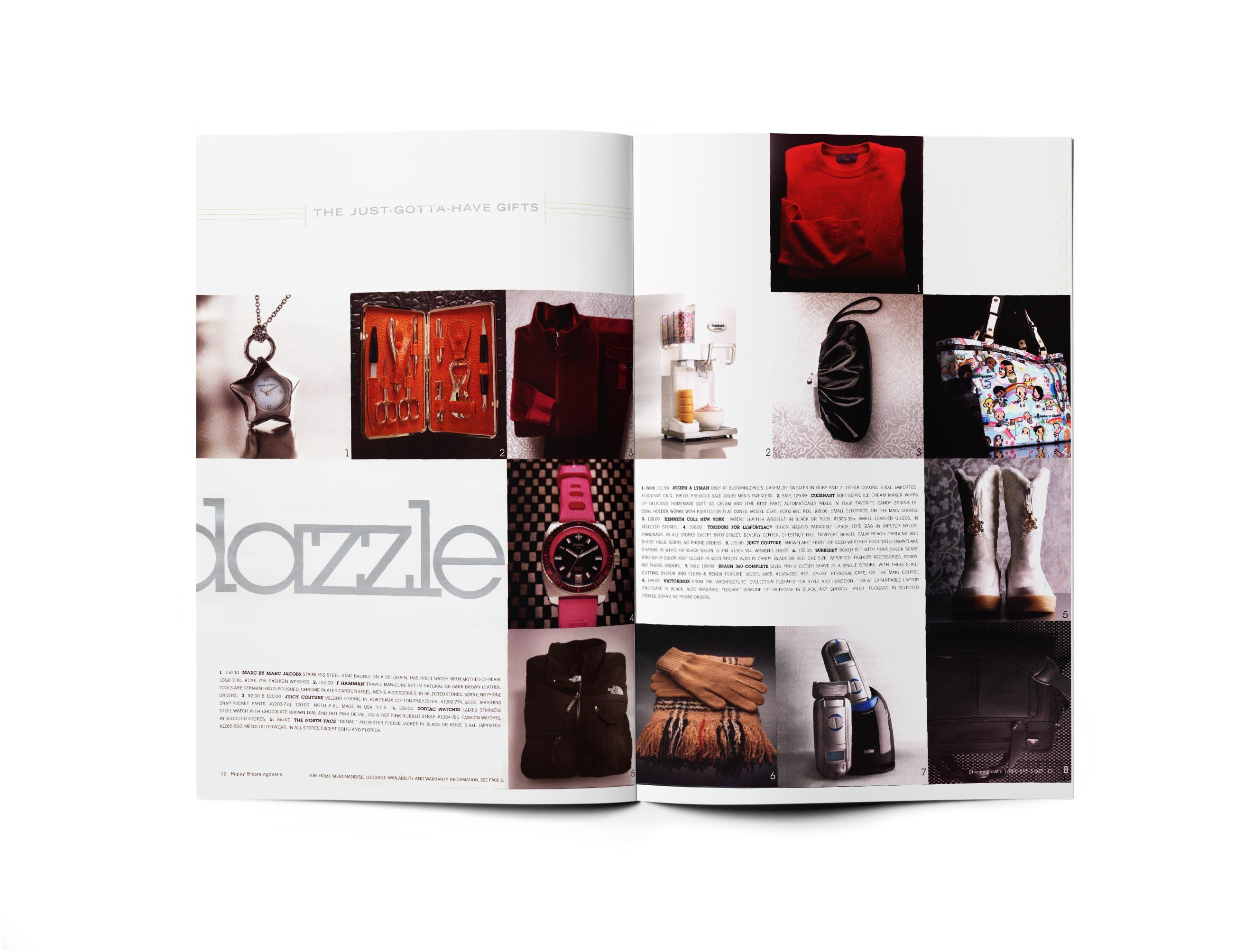 Client Bloomingdale S Art Director Design Michelle Keller