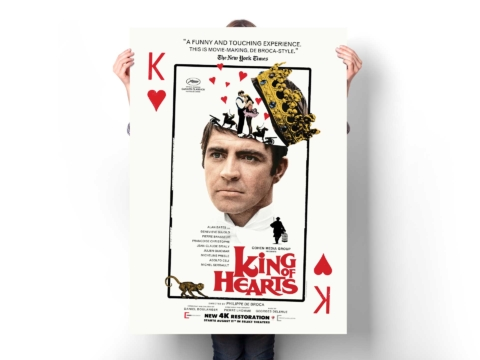 Planetfab king of hearts movie poster