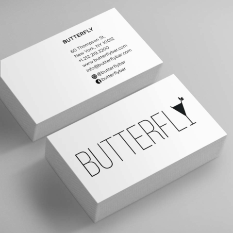butterfly soho business card planetfab